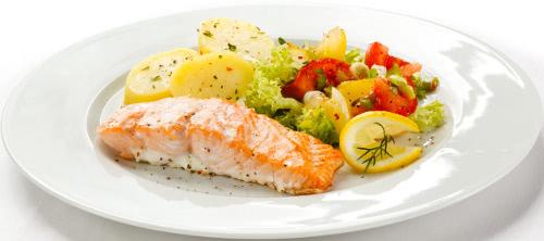 recepty na dietní jídla